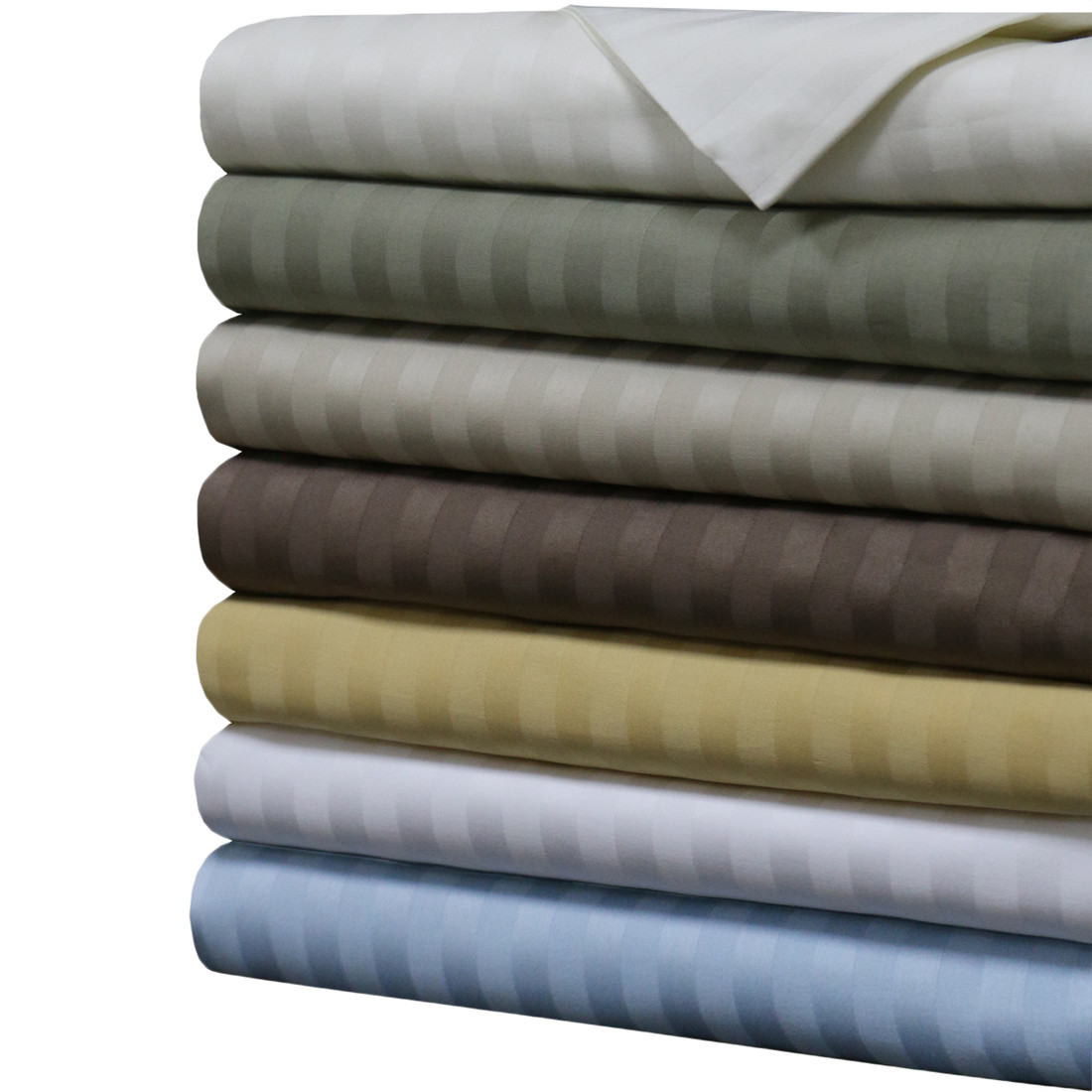 Premium Olympic Queen 100 Cotton 1000 Thread Count Sheets