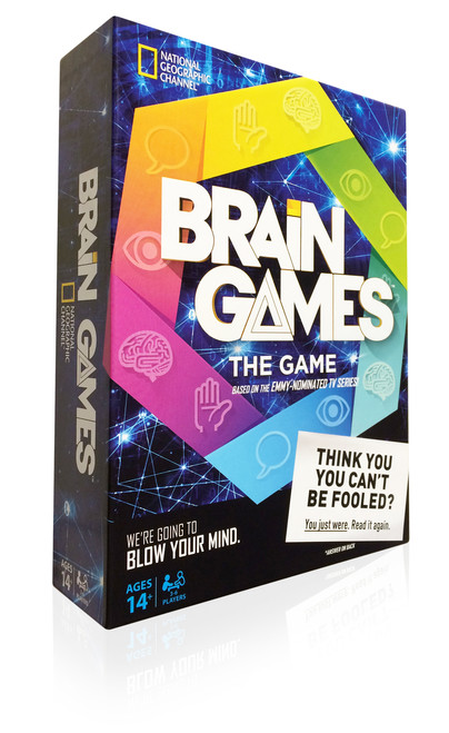 Brain Games The Game Buffalo Games