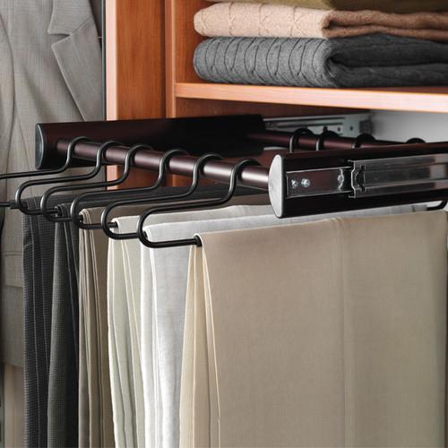 Hafele Synergy Pants Rack 80558231 Closet Masters