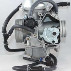 Honda Rancher 350 Carburetor Diagram Of Diabetes Type 2 Oem Quality Properly Jetted 2000 2003 Trx