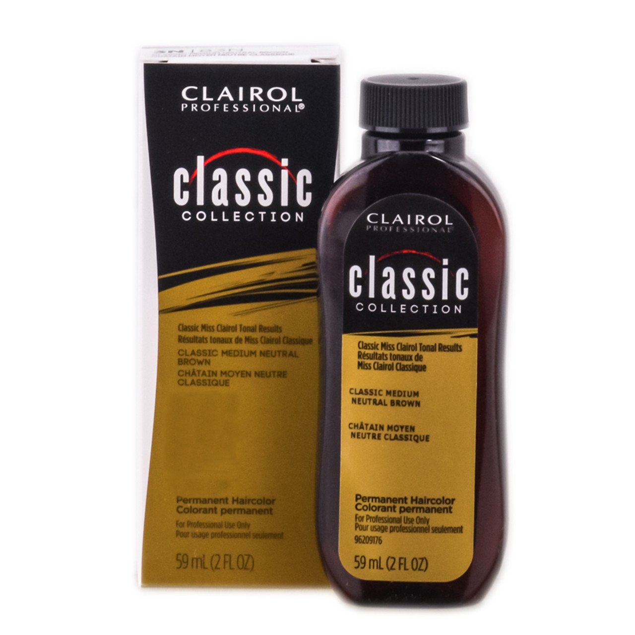Clairol Professional Classic Collection Permanent