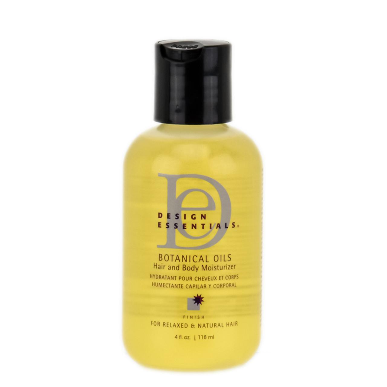 design essentials botanical oils