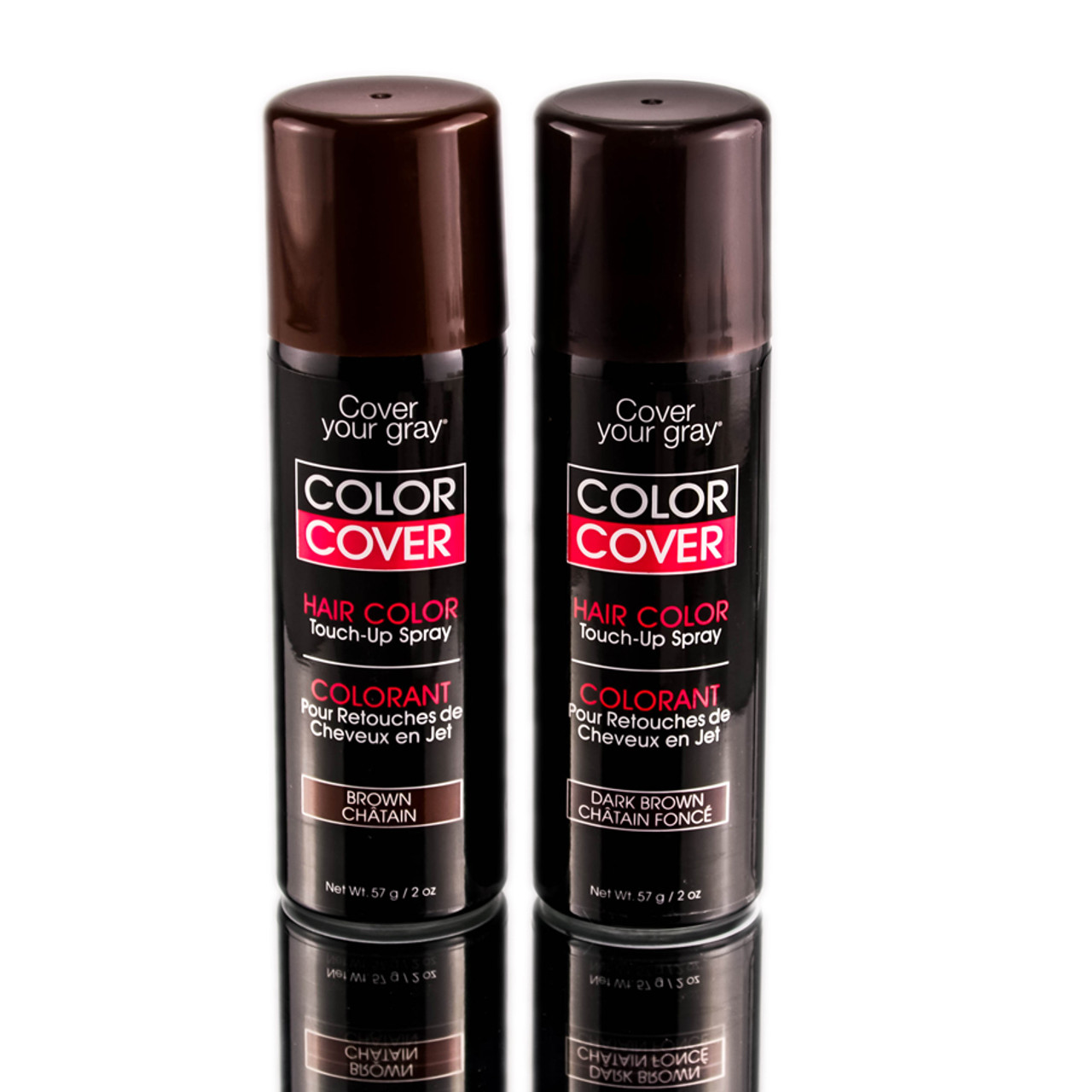 Cover Your Gray Color Cover Touch Up Spray