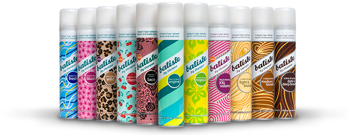 Image result for batiste dry shampoo