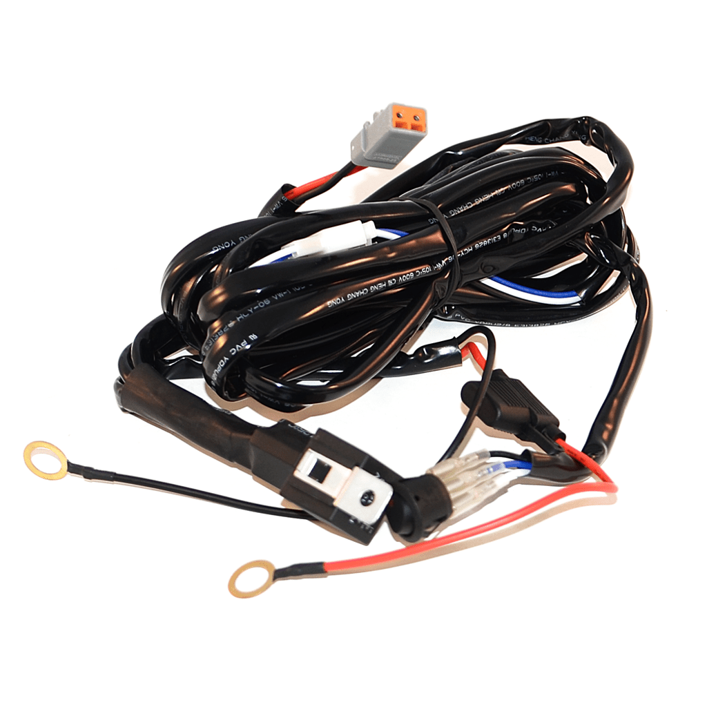 hight resolution of light bar wiring harness o reilly light image 50 led light bar wiring harness 50 auto