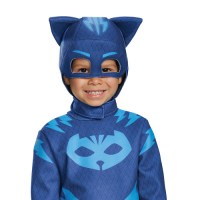 Catboy Deluxe Mask - PJ Masks Disney superhero kids boys ...