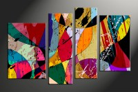 Colorful Wall Art | Wall Plate Design Ideas