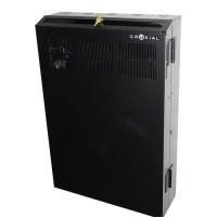 Rackmount Solutions   VRP-6-30   Vertical Wall Mount Enclosure