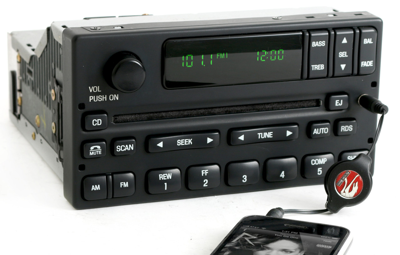 Wiring Diagram For 1999 Ford F150 Radio