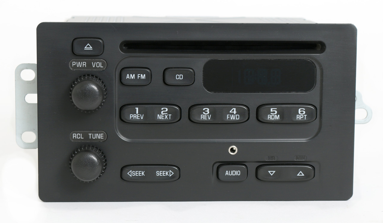 Suzuki Aerio 2006 Radio Aux Connection