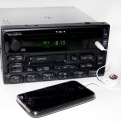 1999 Ford Econoline Radio Wiring Diagram Badland Wireless Winch Remote Control Truck And Van 2010 Am Fm Cd Cs W Ipod Sat