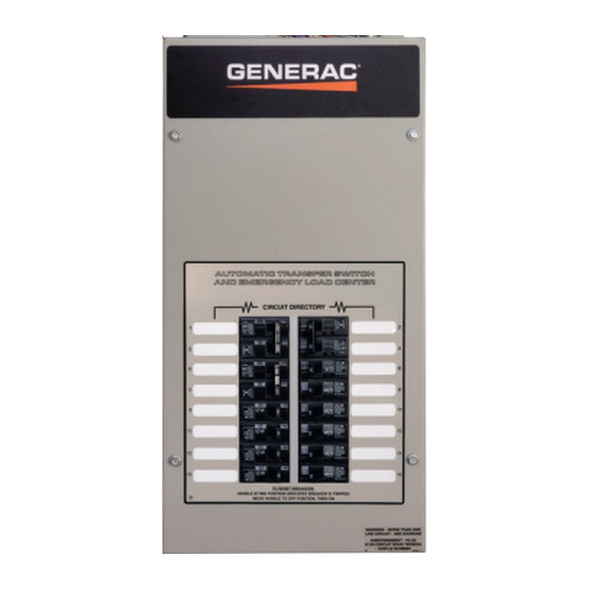 generac manual transfer switch wiring diagram kenwood kdc rxg10eza1 50a 10 circuit w load