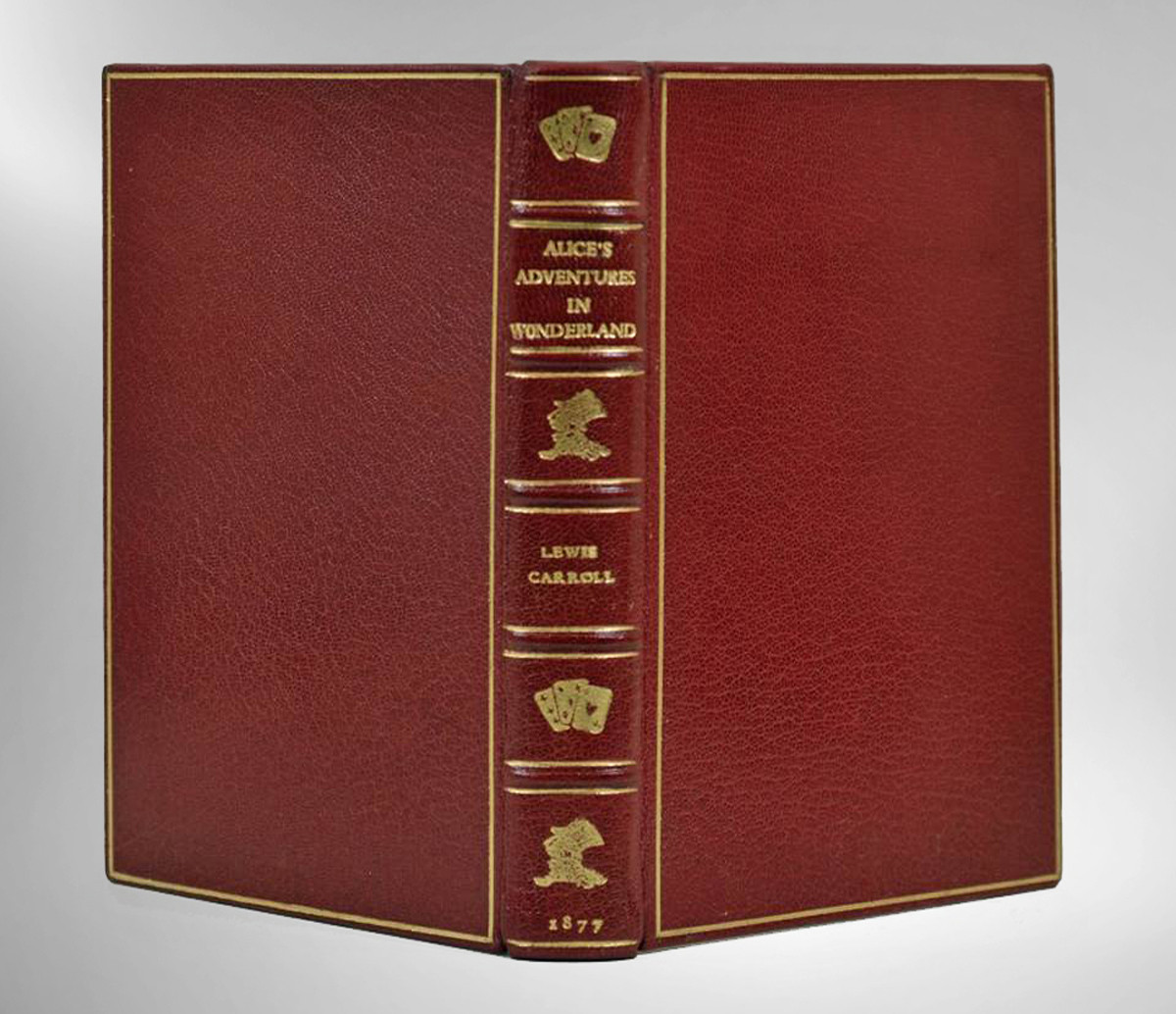 Leather Bound Books  Classic Leather Bound Books Signed