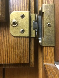 Concealed Hinges For Overlay Cabinet Doors  Cabinets Matttroy