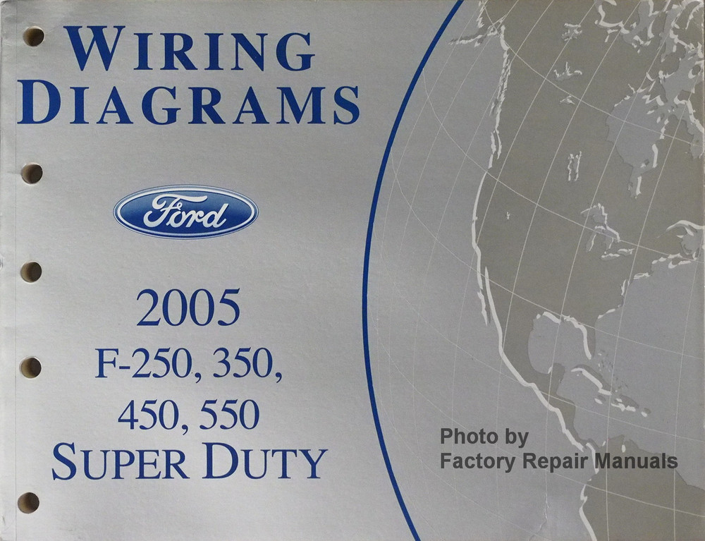 Wiring Diagram For A Ford