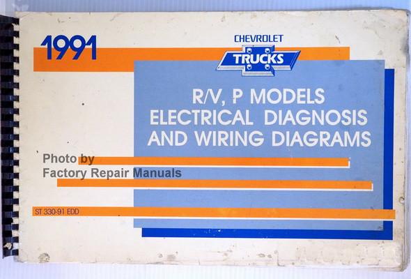 1991 Chevy Suburban Blazer P30 RV 3500 Pickup Electrical