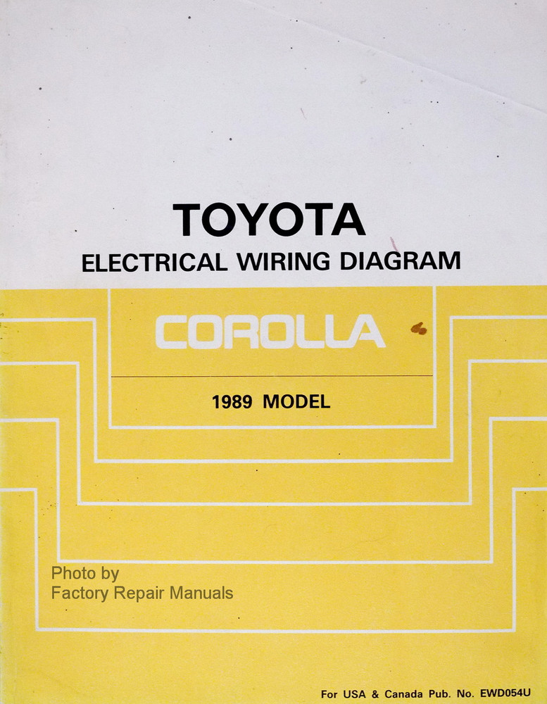Wiring Diagram In Addition Toyota Corolla Parts Diagram On Ford