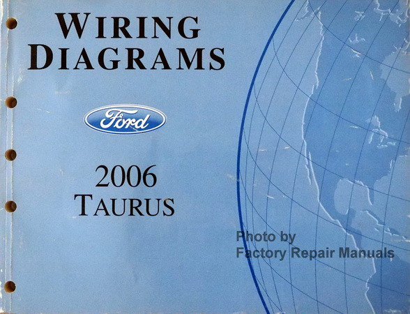 About Ford Taurus Wiring Diagram And Electrical System Circuit
