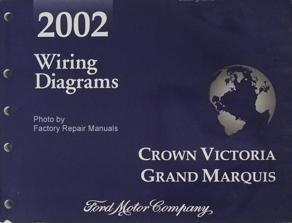 2002 Ford Crown Victoria & Mercury Grand Marquis