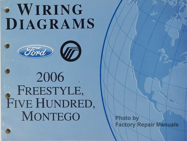 Ford Motor Company Wiring Diagrams