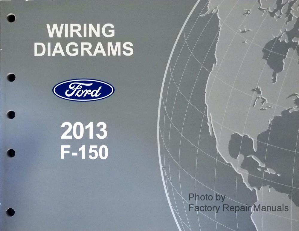 subaru stereo wiring diagram true and false pelvis 2013 ford f-150 electrical diagrams f150 truck original new - factory repair manuals