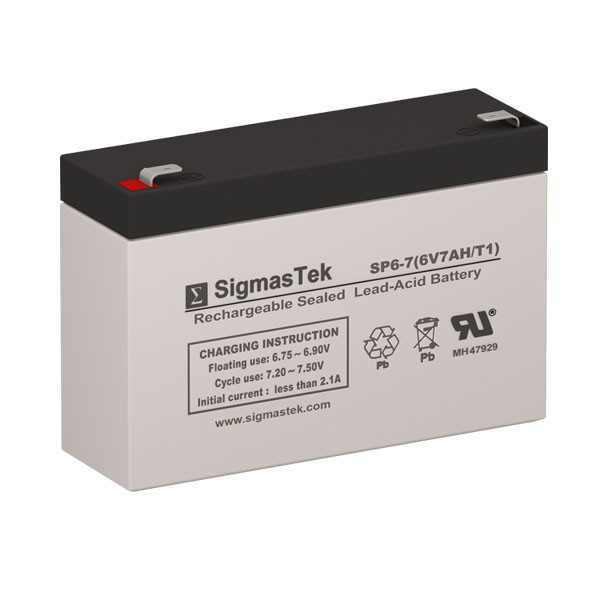Zeus Battery PC76 Replacement Battery  Replacement