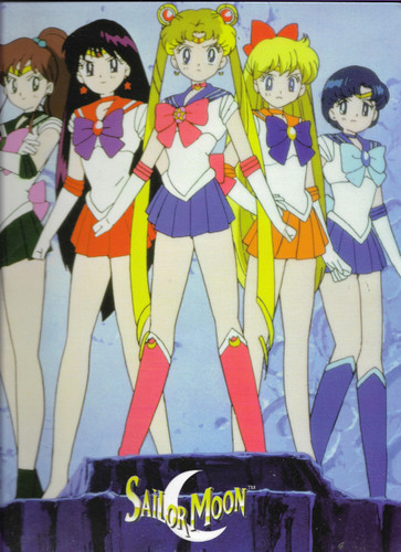 Sailor Moon Folder