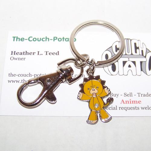 Bleach Kon lion Key Chain