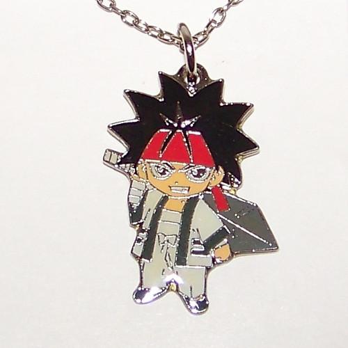 Rurouni Kenshin Sanosuke Necklace
