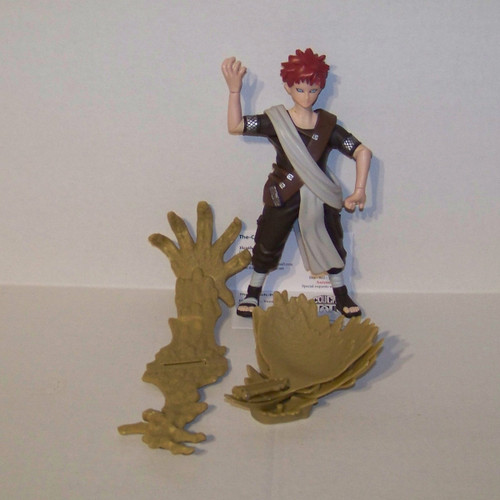 Naruto Premium Sculpt Gaara Action Figure