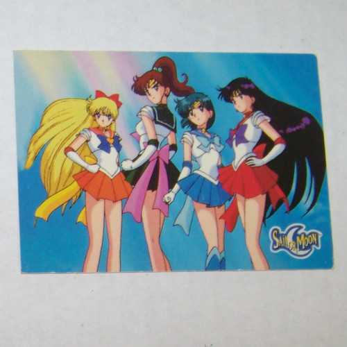 Sailor Moon Awesome Trading Cards 22