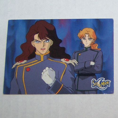 Sailor Moon Awesome Trading Cards 30