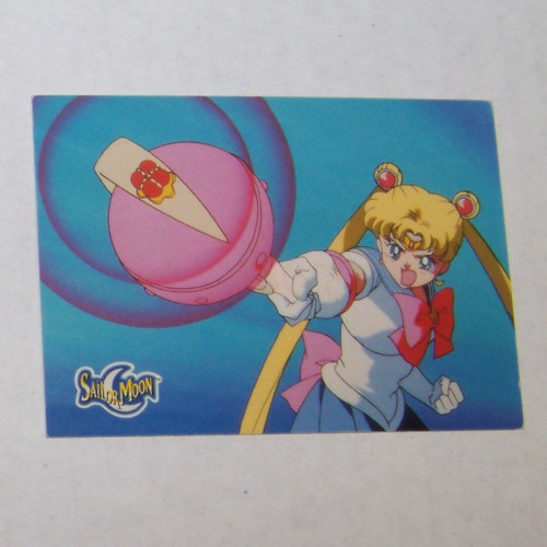 Sailor Moon Awesome Trading Cards 43