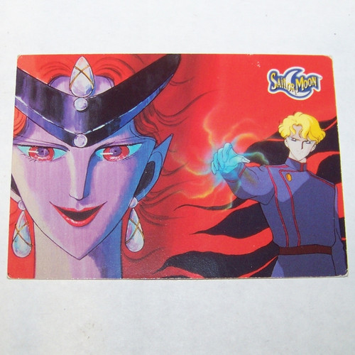 Sailor Moon Awesome Trading Cards 29