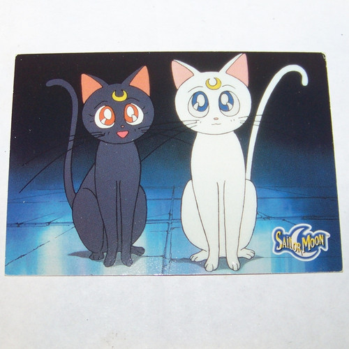 Sailor Moon Awesome Trading Cards 35