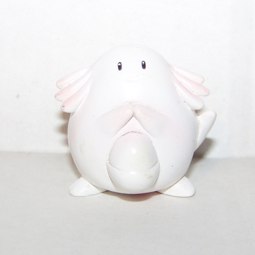 Pokemon Chansey Tomy Figure