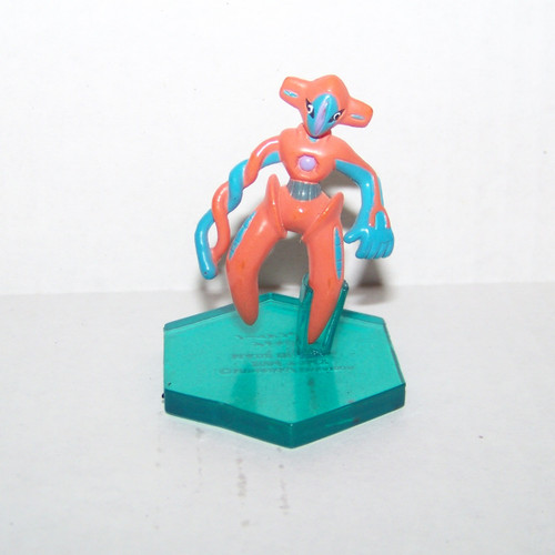 Pokemon Deoxys Tomy Figure