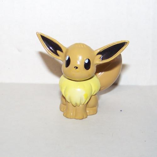 Pokemon Eevee Tomy Figure