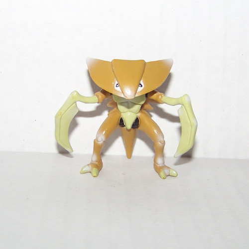 Pokemon Kabutops Tomy Figure