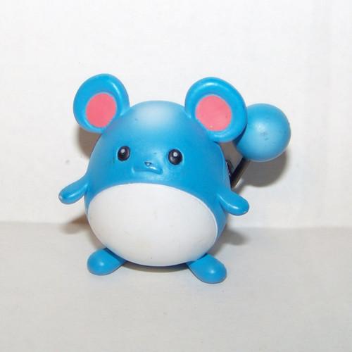 Pokemon Marill Tomy Figure