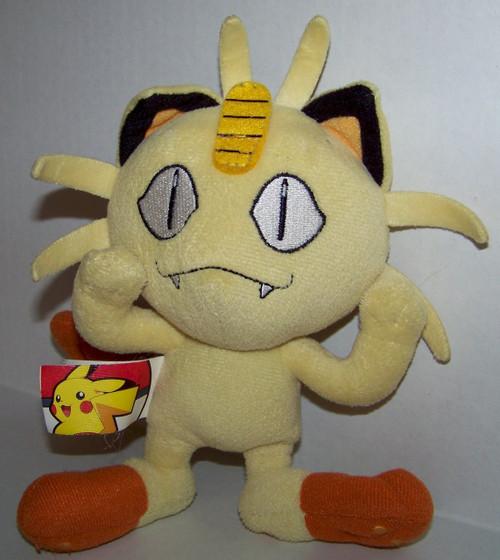 Pokemon Mewoth Plush Jakks