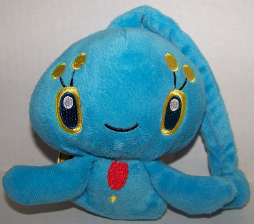 Pokemon Manaphy Plush Jakks