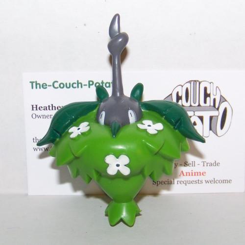 Pokemon Wormadam Plant Cloak Jakks toy