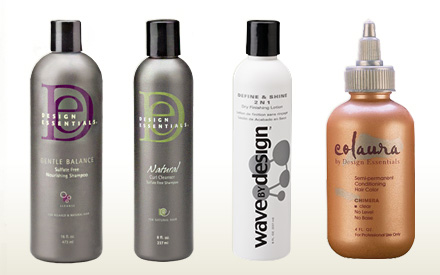 hair products design