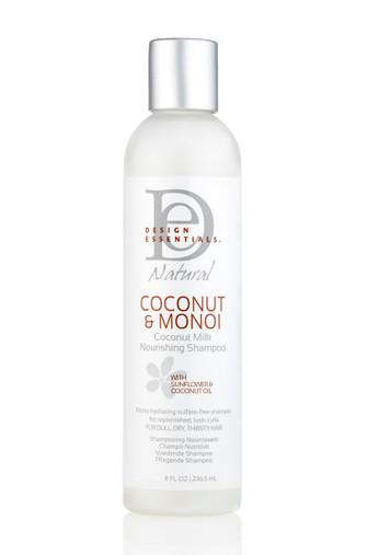 coconut milk nourishing shampoo