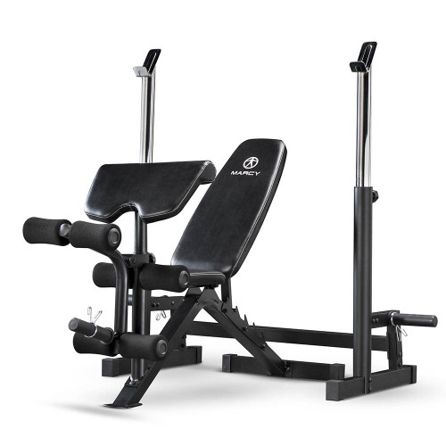 Marcy Deluxe Olympic Bench Mwb 838