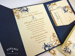 Affordable Wedding Invitations With Free Response Cards At Elegant