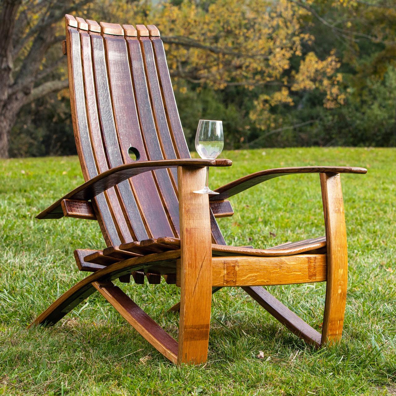 barrel stave adirondack chair plans executive chairman vs ceo wine