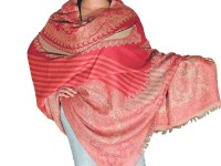 Traditional Shawls of India - Paisley Wool Large Afghan ...