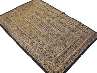 Indian Wall Hanging Decoration Tapestry Vintage Zari ...